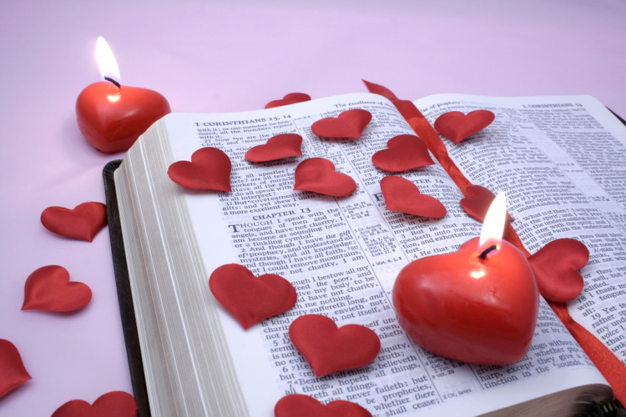 MMem 0444: Memorize 1 Corinthians 13