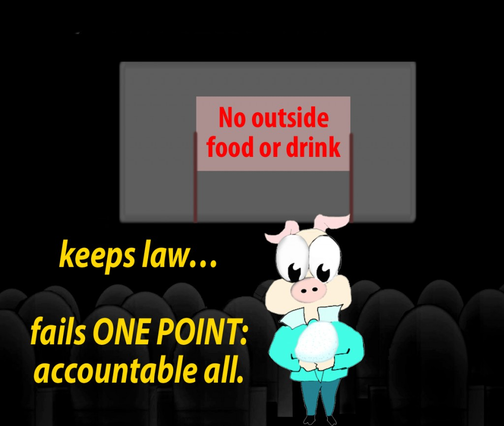 For whoever keeps the whole law but fails in one point has become accountable for all of it.