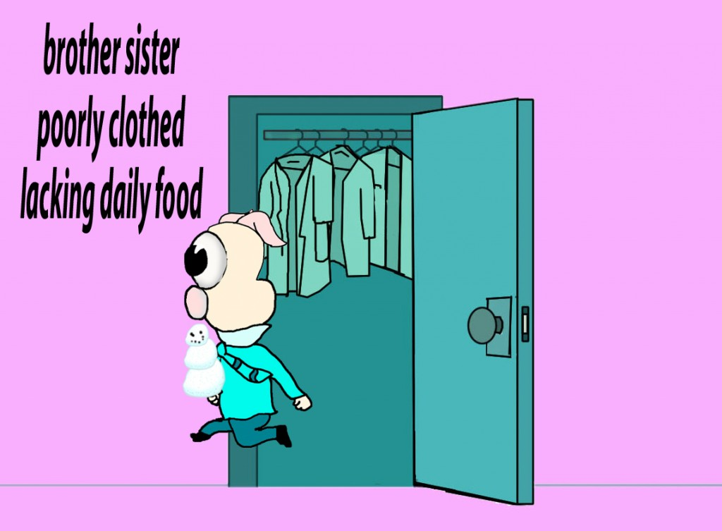 If a brother or sister is poorly clothed and lacking in daily food,