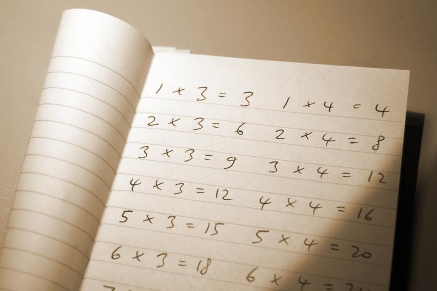 MMem 0041: How do I teach math multiplication facts to my daughter?