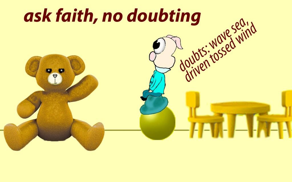 James 1:6 mnemonic