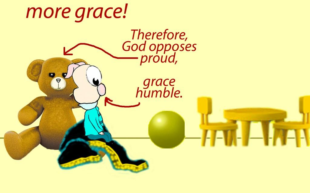 James 4:6 mnemonic