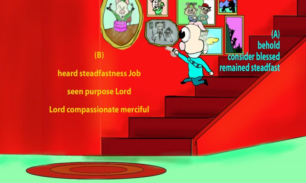 James 5:11 mnemonic
