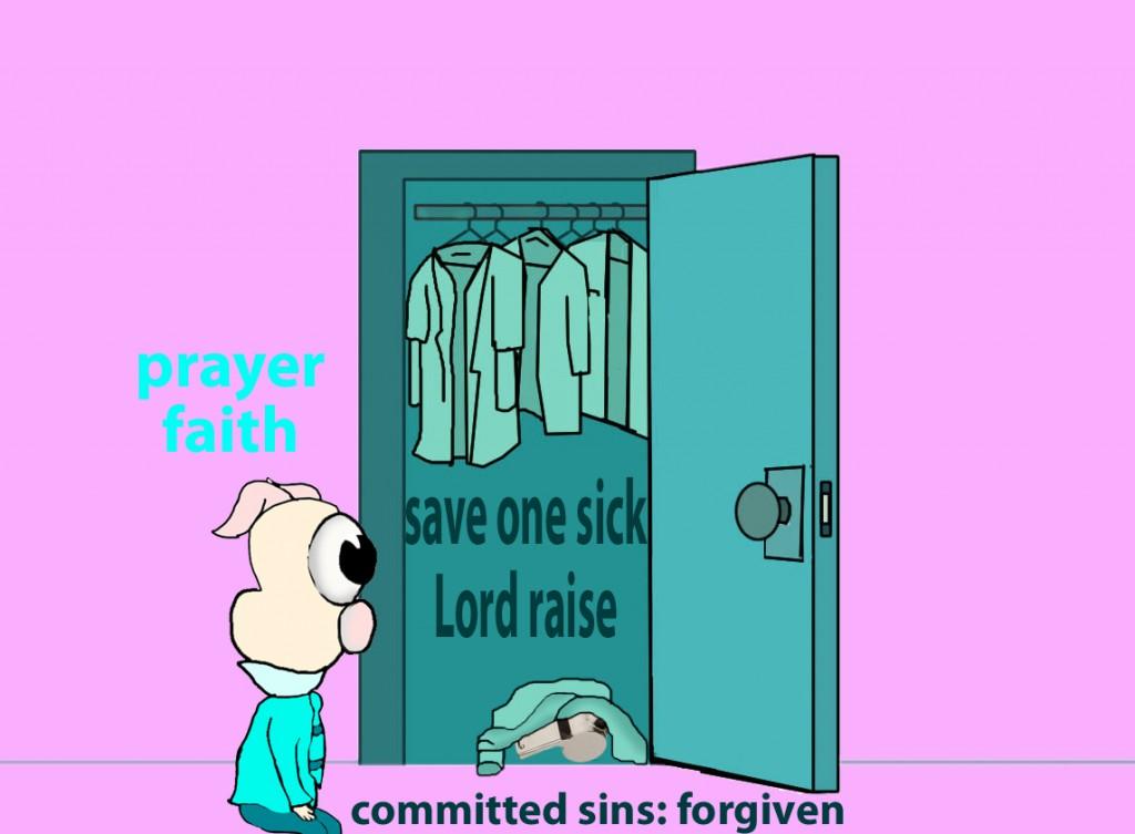 James 5:15 mnemonic