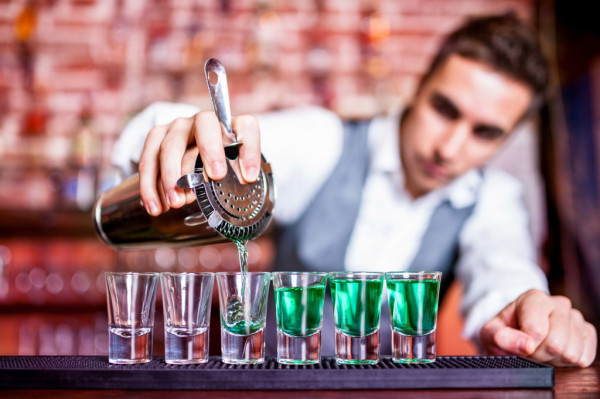 MMem 0172: Memorizing bar drink recipes