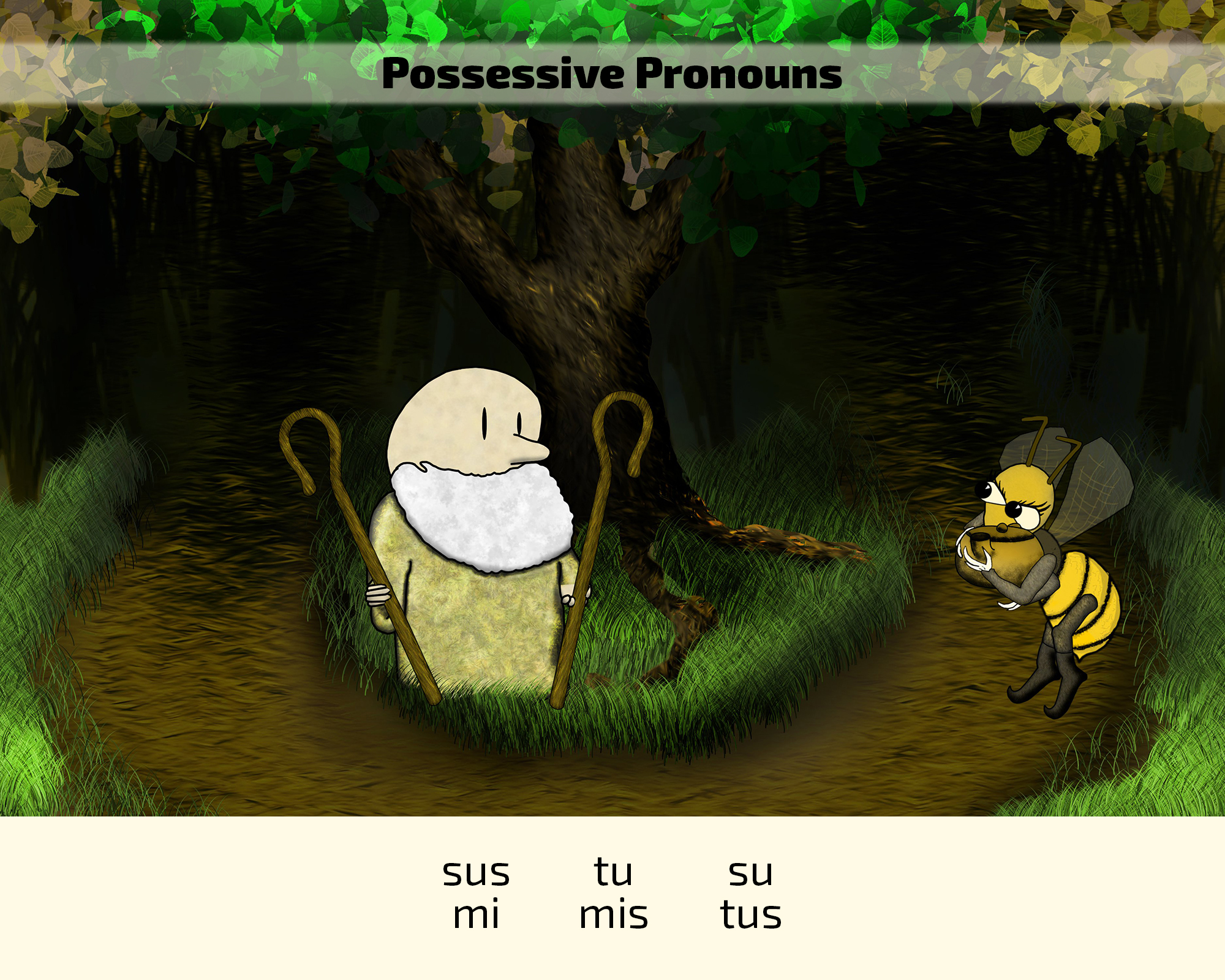 12-possessives
