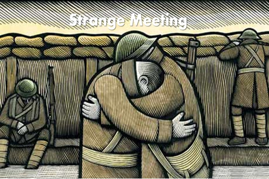 "MMem 0364: Memorize Wilfred Owen's ""Strange Meeting"""