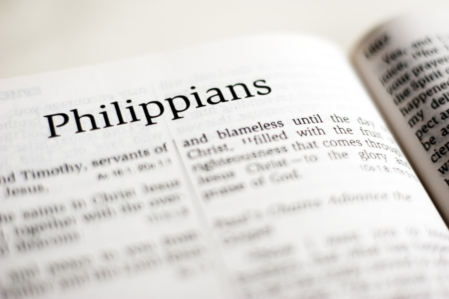 MMem 0433: Memorize key verses of Philippians