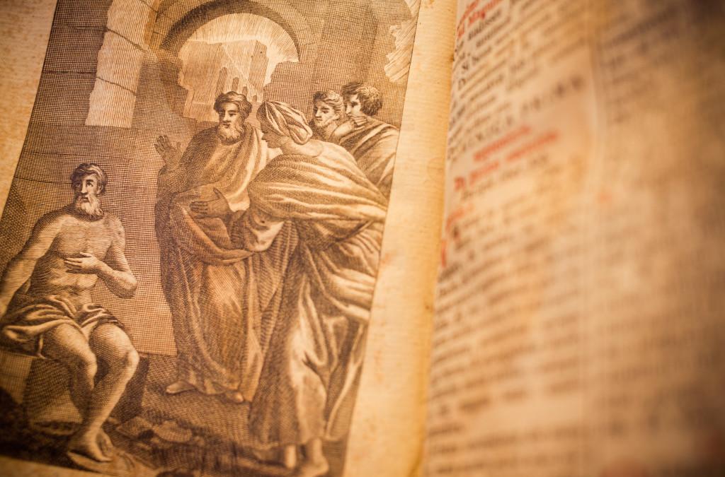 MMem 0450: Memorizing Romans in Central Park (memorize the key verses of Romans)