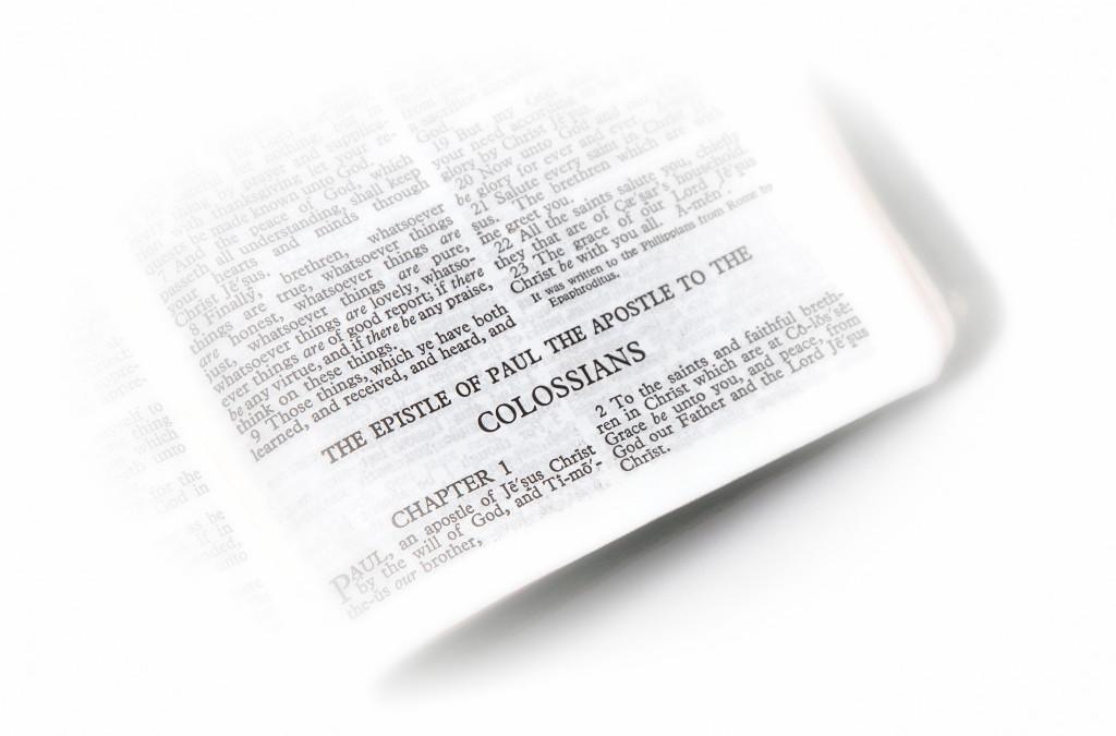 MMem 0459: Specific mnemonics for memorizing Colossians
