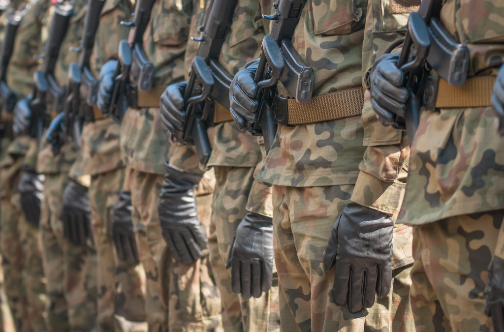 MMem 0480: Memorize the NCO creed for the army