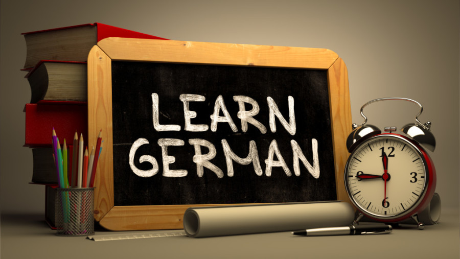 MMem 0497: Learn German: A new language memory palace