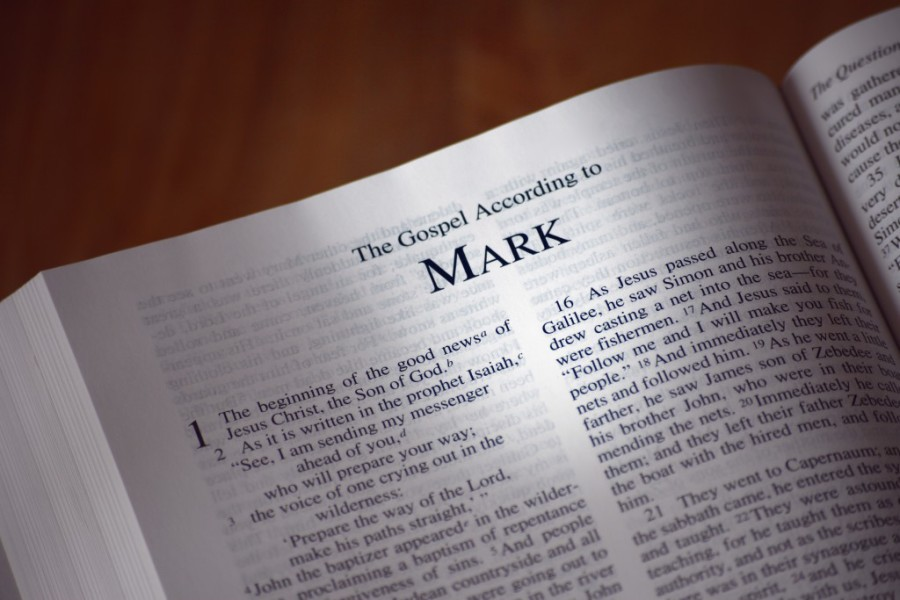 MMem 0503: Memorize the Gospel of Mark