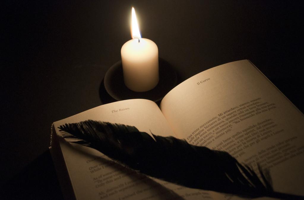 MMem 0508: Memorize The Raven by Edgar Allan Poe